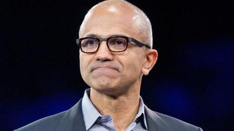 微软新CEO中国首行:避谈反垄断 释放善意